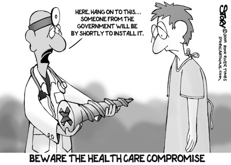 healthcare debacle